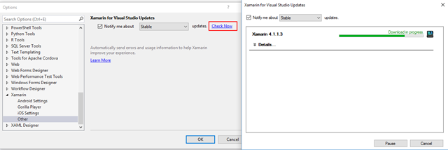 Visual-Studio-Update-Xamarin