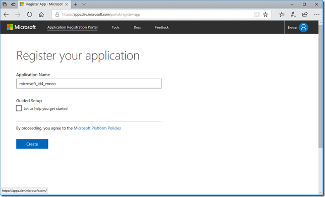 id4-microsoft-apps-registration