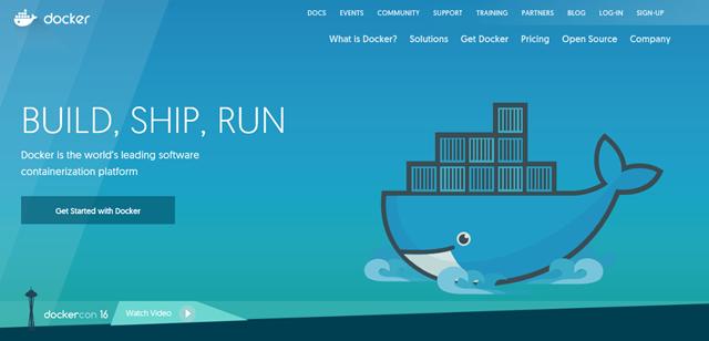 DockerHomePage