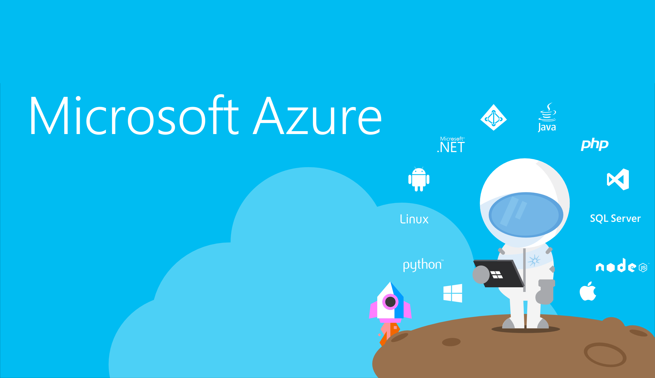 Azure your platform in the cloud