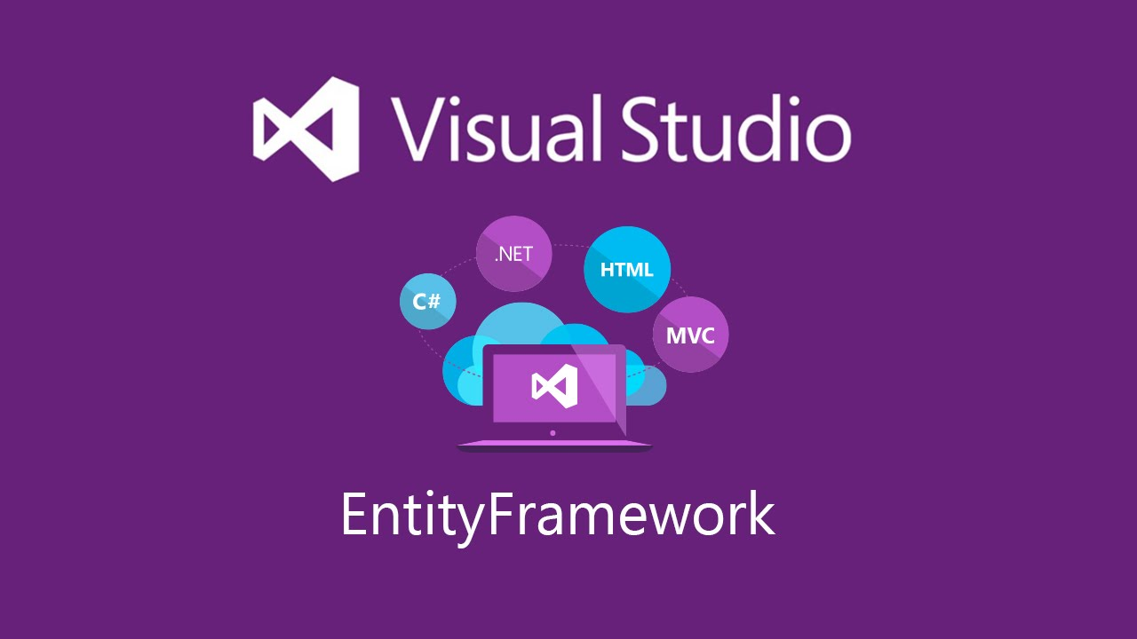 Visual Studio Entity Framework Core