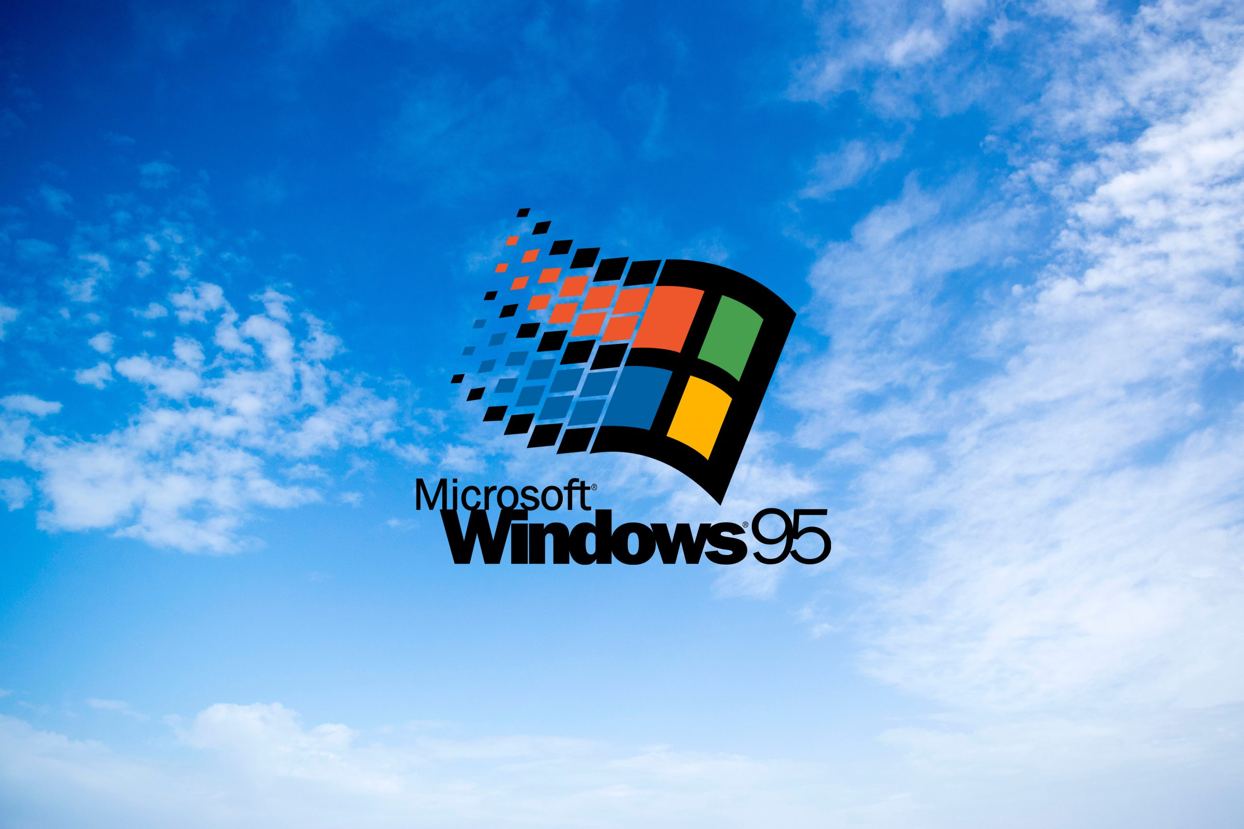 25 years ago today Microsoft launched Windows 95