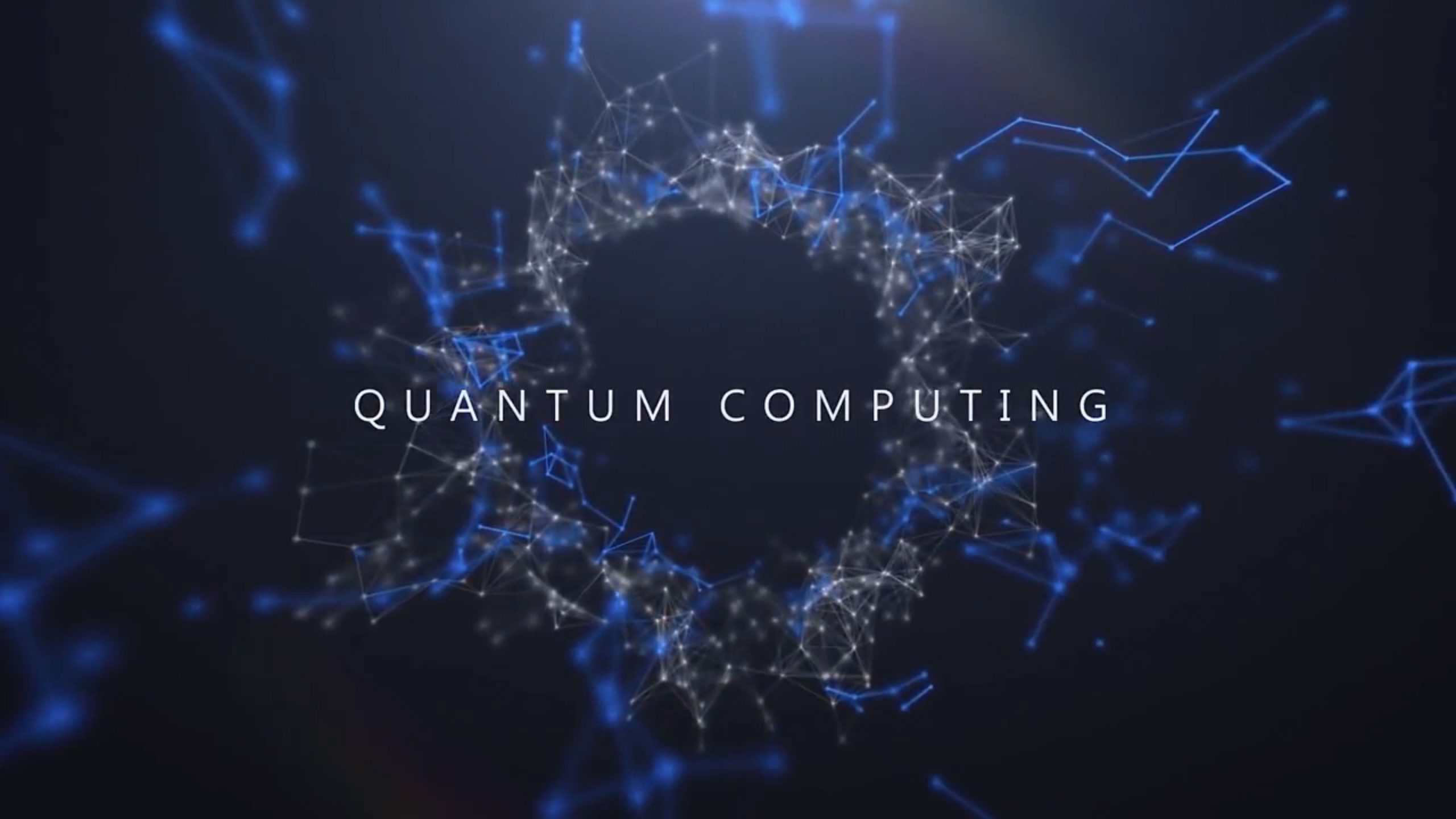 quantum computing wallpaper