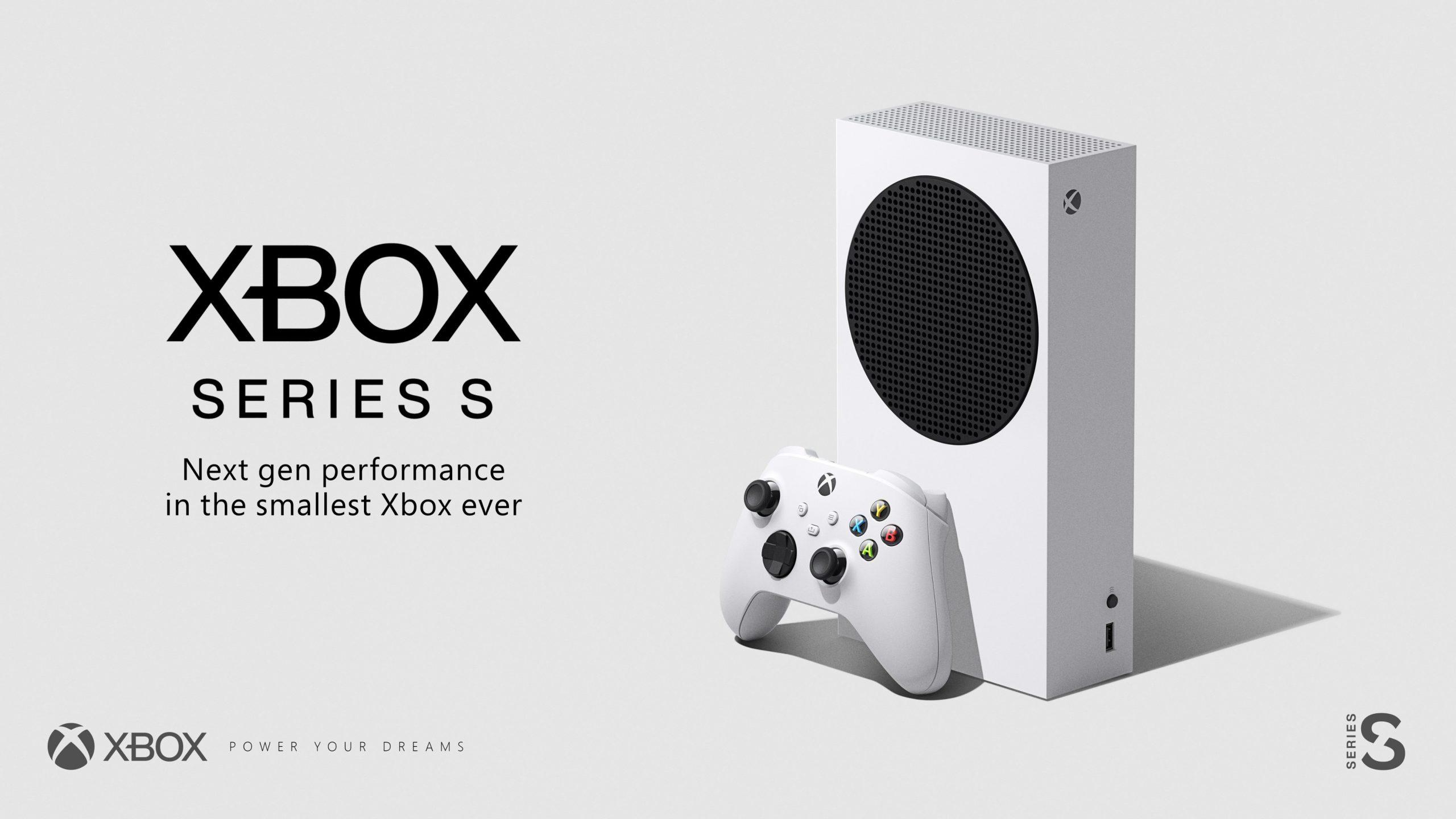 Microsoft confirms $299 Xbox Series S console