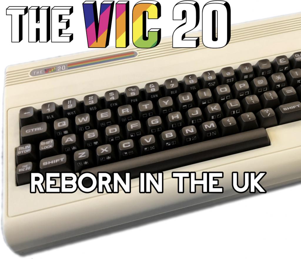 vic20 reborn in the uk