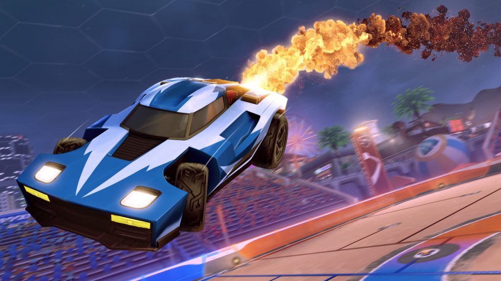 Rocket League - Games for Xbox One for couple