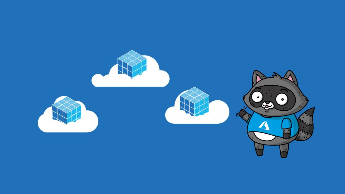 Azure Containers wallpaper