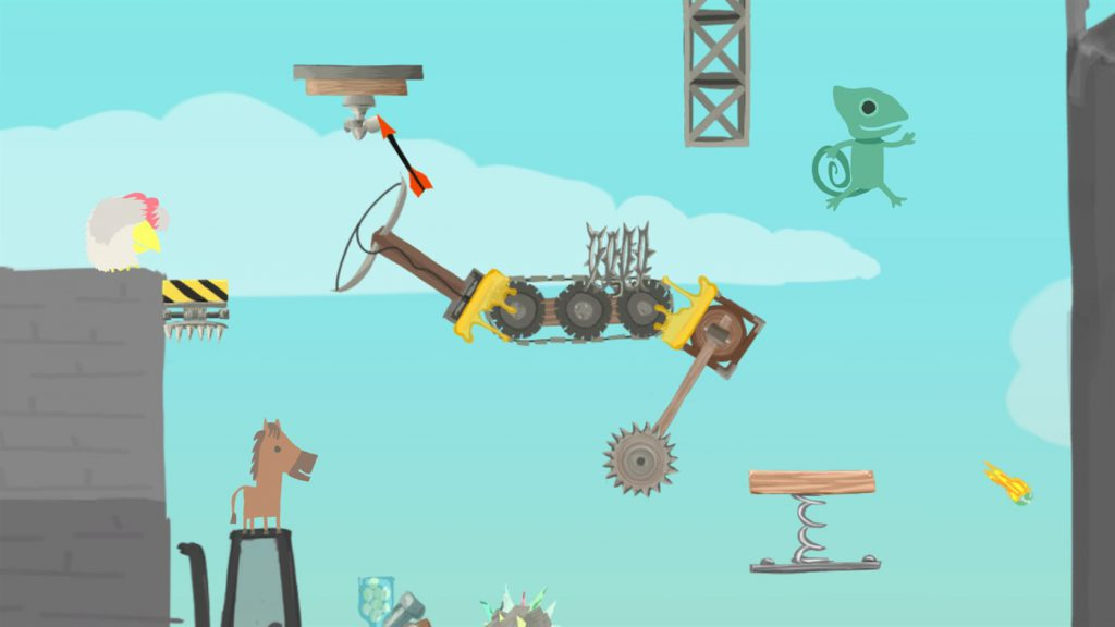 Ultimate Chicken Horse - Games for Xbox One for couple