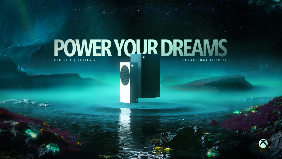 Power your dream: Xbox Available Worldwide