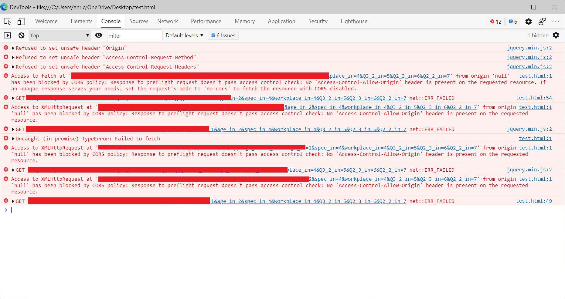 Developer tools with CORS the errors - Configure CORS in API Management